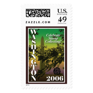Washington 2006 postage stamp