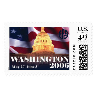 Washington 2006 postage