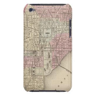 Washington 4 barely there iPod case
