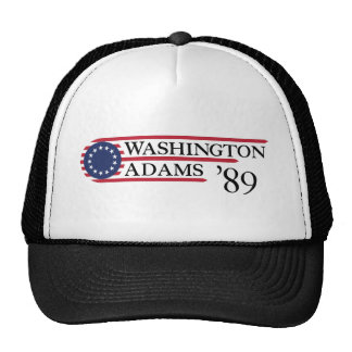 Washington Adams '89 Trucker Hat