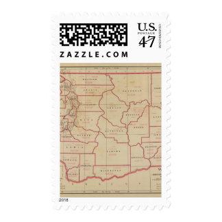 Washington agric, valores de la granja, productos, sello