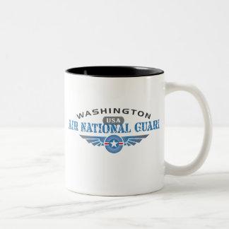 Washington Air National Guard Coffee Mugs