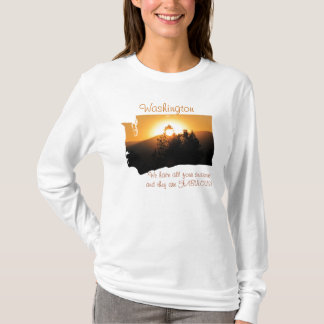 Washington, All Four Seasons! T-Shirt