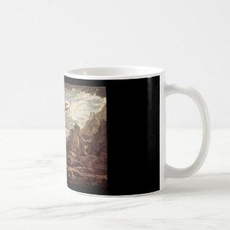 Washington Allston Elijah Fed by the Ravens Coffee Mug