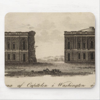 Washington and District of Columbia Mouse Pad