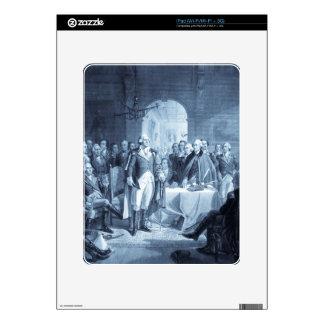 """Washington and Generals"" iPad custom skin Skins For iPad"