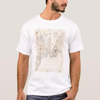 Washington and Newport County T-Shirt