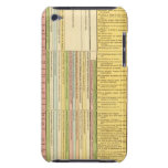 Washington and Paris Barely There iPod Case
