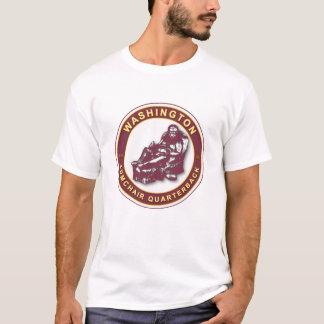 Washington Armchair Quarterback Football Shirt