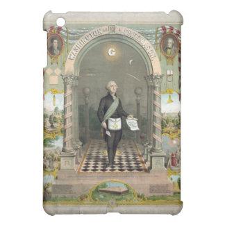 Washington as a Freemason iPad Mini Cover
