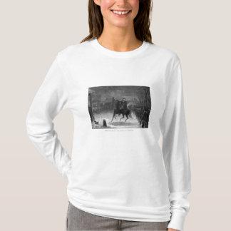 Washington At The Battle Of Trenton T-Shirt