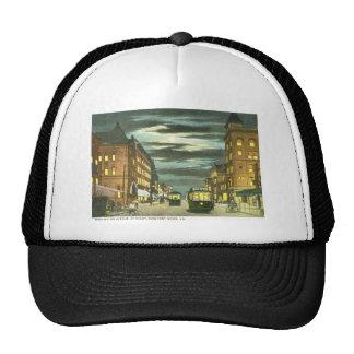 Washington Ave, Newport News VA Vintage Trucker Hat