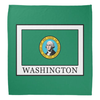 Washington Bandana
