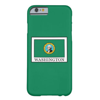 Washington Barely There iPhone 6 Case