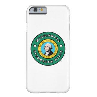 Washington Barely There iPhone 6 Case