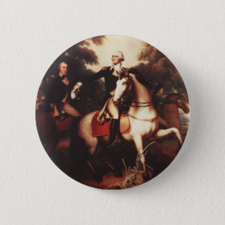 Washington Before Yorktown by Rembrandt Peale Button