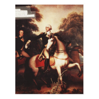 Washington Before Yorktown by Rembrandt Peale Post Card