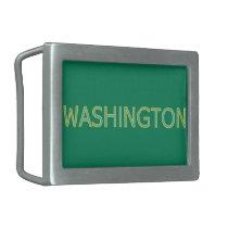 Washington Belt Buckle