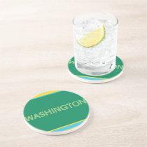 Washington Beverage Coaster