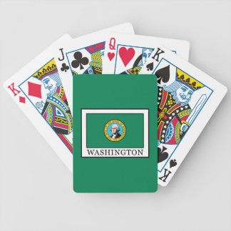 Washington Bicycle Playing Cards