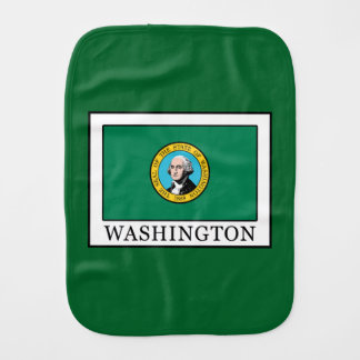 Washington Burp Cloth