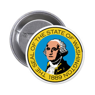 Washington Button