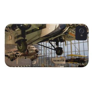 WASHINGTON, C.C. LOS E.E.U.U. Aviones exhibidos Funda Para iPhone 4 De Case-Mate