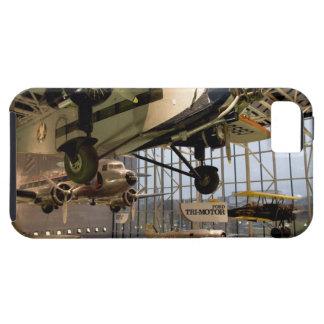WASHINGTON, C.C. LOS E.E.U.U. Aviones exhibidos Funda Para iPhone SE/5/5s