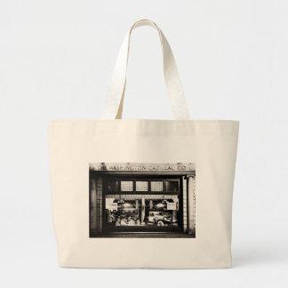 Washington Cadillac Co. 1927 Canvas Bags