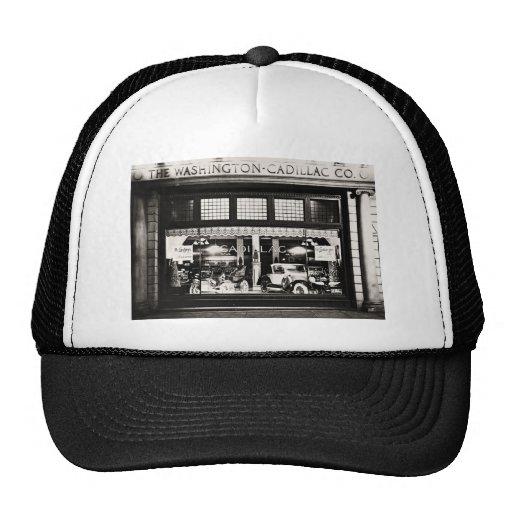 Washington Cadillac Co. 1927 Trucker Hat