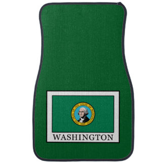 Washington Car Floor Mat