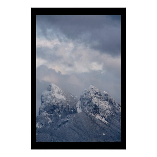 Washington Cascades Posters