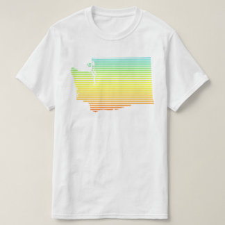 washington chill fade T-Shirt