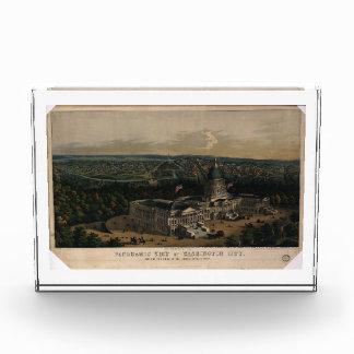 Washington City Dome of the U.S. Capitol (1856) Acrylic Award