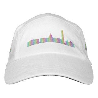 Washington city skyline hat