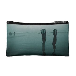 Washington Coast Clam Digger Makeup Bag