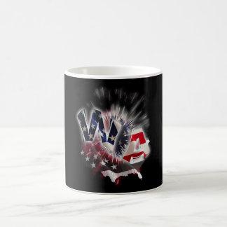 WASHINGTON COFFEE MUG