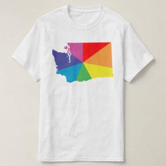 washington color burst T-Shirt