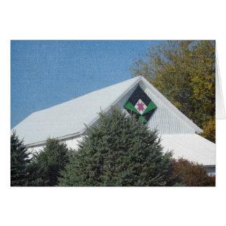 Washington County Barn Quilt Card