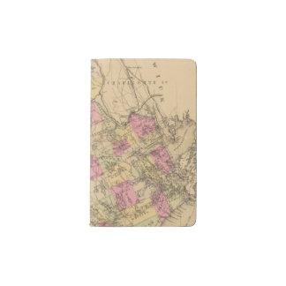 Washington County, Maine Pocket Moleskine Notebook