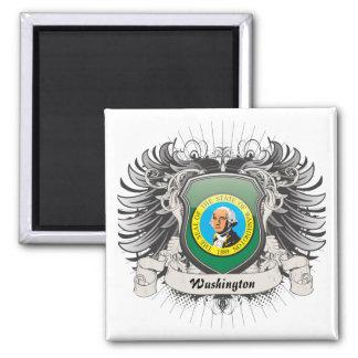 Washington Crest Refrigerator Magnet