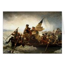 Washington Crossing the Delaware - 1851