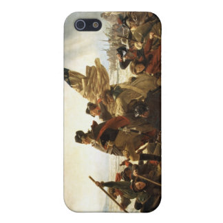 Washington Crossing the Delaware - 1851 iPhone SE/5/5s Case