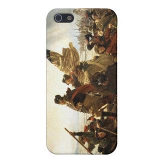 Washington Crossing the Delaware - 1851 iPhone SE/5/5s Case