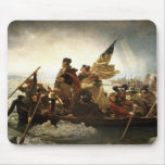 Washington Crossing the Delaware - 1851 Mouse Pads