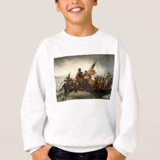 Washington Crossing the Delaware - 1851 Sweatshirt