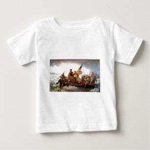 Famous Paintings Baby Tops & T-Shirts | Zazzle