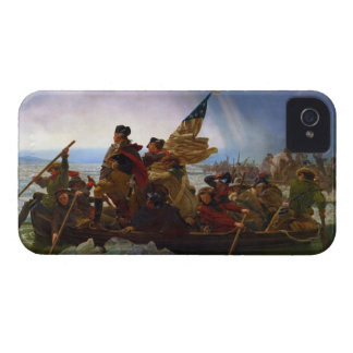 Washington Crossing the Delaware by Emanuel Leutze Case-Mate iPhone 4 Case