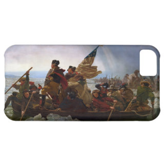 Washington Crossing the Delaware by Emanuel Leutze iPhone 5C Covers