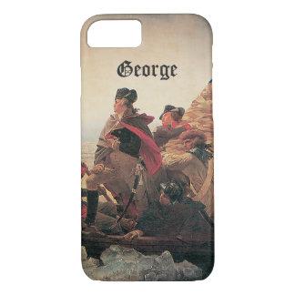Washington Crossing the Delaware by Emanuel Leutze iPhone 8/7 Case